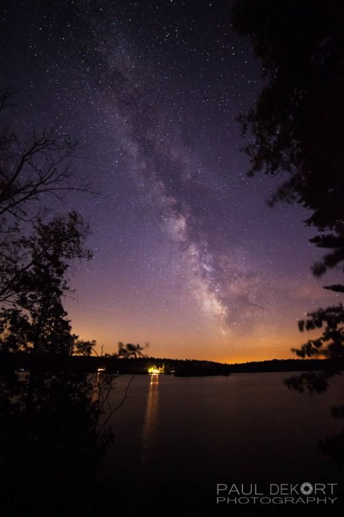 Milky Way Lake